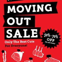 SALE Alert: Crumpler Megamall Moving Out Sale
